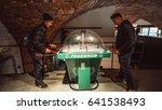 russia  saint petersburg   9... | Shutterstock . vector #641538493