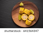 Delicious Tasty Grilled Corn O...