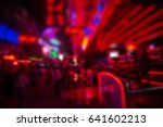 blur club night light  the way
