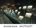 hong kong  china   march 16 ... | Shutterstock . vector #641791357