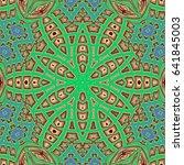 hexagon pattern   Shutterstock . vector #641845003