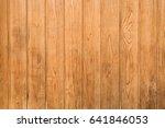 old wood texture background.... | Shutterstock . vector #641846053