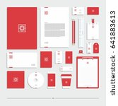 corporate identity  stationery