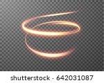 radial spiral shining...   Shutterstock .eps vector #642031087