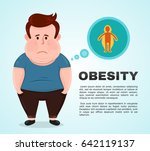 vector flat illustration young... | Shutterstock .eps vector #642119137