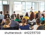 business and entrepreneurship... | Shutterstock . vector #642255733