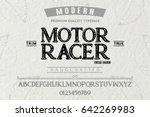 font.alphabet.script.typeface...   Shutterstock .eps vector #642269983