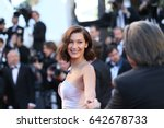 bella hadid attends the 'ismael'... | Shutterstock . vector #642678733