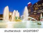 Swann Memorial Fountain In...