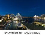 sydney  australia  april 20 ... | Shutterstock . vector #642895027