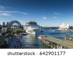 sydney  australia  april 20 ... | Shutterstock . vector #642901177