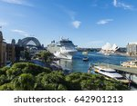 sydney  australia  april 20 ... | Shutterstock . vector #642901213