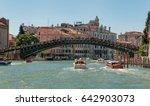 Ponte Dell' Accademia  Venice ...