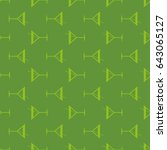 seamless pattern background... | Shutterstock .eps vector #643065127