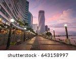 guayaquil  ecuador  february  ... | Shutterstock . vector #643158997
