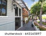 guayaquil  ecuador  february  ... | Shutterstock . vector #643165897