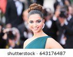 cannes  france   may 18 ... | Shutterstock . vector #643176487