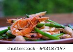 Stir Fried Asparagus With...