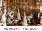 Small photo of Christmas decoration for the advent season