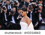 rihanna attends the 'okja'... | Shutterstock . vector #643316863