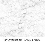 white marble used to make black ... | Shutterstock . vector #643317007