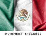 mexico cotton flag   Shutterstock . vector #643620583