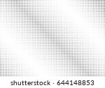 abstract halftone dotted...   Shutterstock .eps vector #644148853