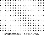abstract halftone dotted...   Shutterstock .eps vector #644148937
