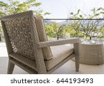 Outdoor Furniture Wicker Chair...