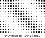 abstract halftone dotted...   Shutterstock .eps vector #644195587