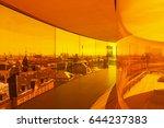 aarhus  denmark   may 2  2017 ... | Shutterstock . vector #644237383