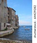 journey to the sea in  croatia  ... | Shutterstock . vector #64429282