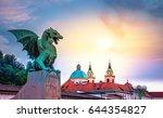 Famous Dragon Bridge  Zmajski...