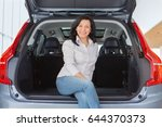 happy mature asian woman...   Shutterstock . vector #644370373