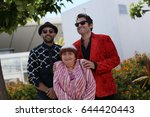 matthieu chedid  r   agnes... | Shutterstock . vector #644420443