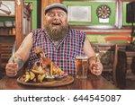 just unbelievable. portrait of...   Shutterstock . vector #644545087