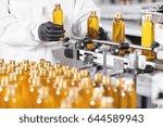 research and development... | Shutterstock . vector #644589943