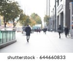 abstract blurred background of... | Shutterstock . vector #644660833