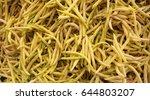 bean pods   Shutterstock . vector #644803207