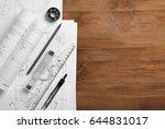 engineering supplies and... | Shutterstock . vector #644831017