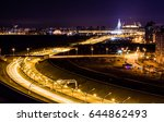 saint petersburg  russia  may 1 ... | Shutterstock . vector #644862493