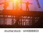 construction | Shutterstock . vector #644888803