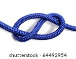 Figure Eight Knot Made With...