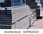 Small photo of aluminum molding, aluminum channel shape steel