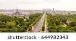 paris  france   april 22  2017  ... | Shutterstock . vector #644982343