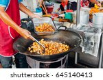 george town  malaysia   march... | Shutterstock . vector #645140413