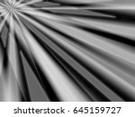 diagonal black and white rays... | Shutterstock . vector #645159727