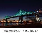 Jacques Cartier Bridge...