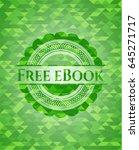 free ebook green emblem with...