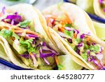 Fresh Fish Tacos With...